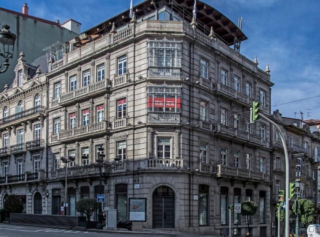 Vista xeral do edificio