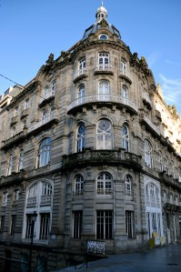 O Edificio Moderno na actualidade.